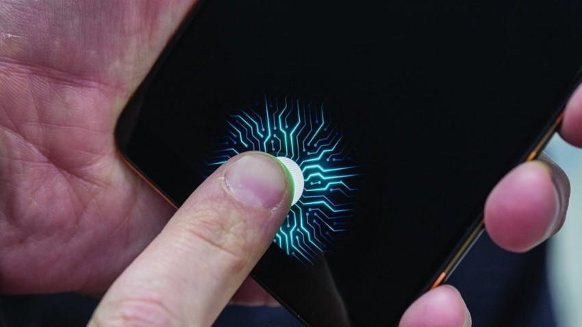 LCD Ekranlarda Parmak İzi Sensörü Dönemi Başlıyor -2