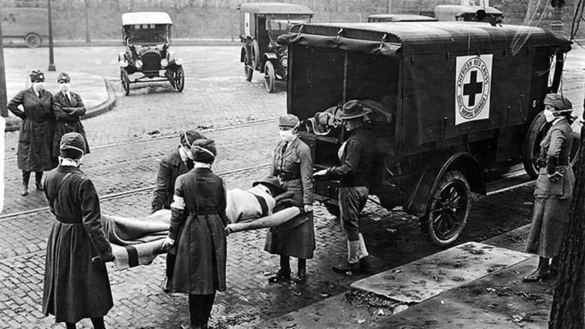 Salgında İkinci Dalga Hazırlıkları için 1918 Gribi İnceleniyor -1