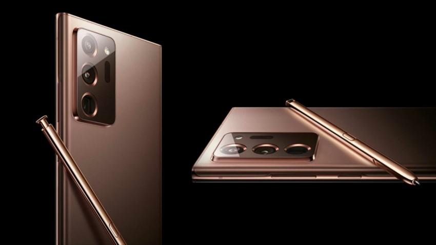 Samsung Galaxy Note 20 Plastik Kasa ile Gelecek -2