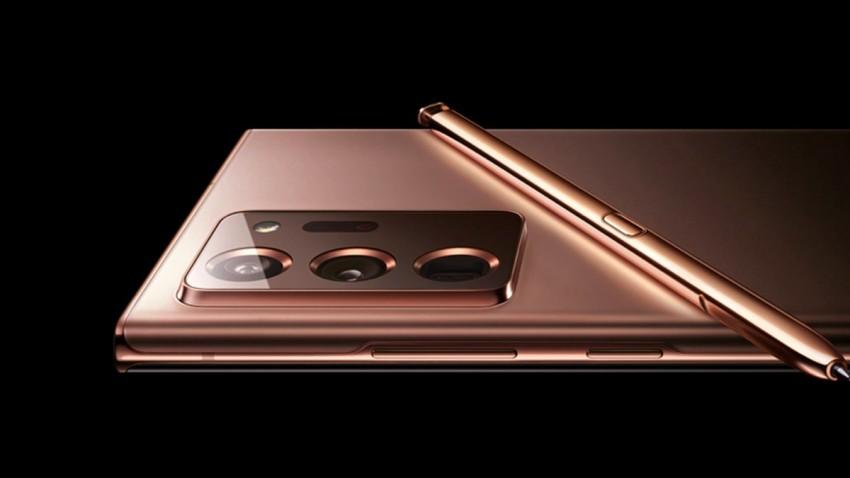 Samsung Galaxy Note 20 Plastik Kasa ile Gelecek