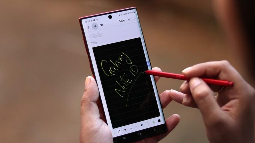 Samsung Galaxy Note 20 Tanıtım Tarihi Resmi Olarak Açıklandı -2