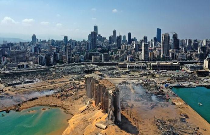 Beyrut'taki Patlama Tarihteki En Büyük Nükleer Olmayan Patlamalardan Biri