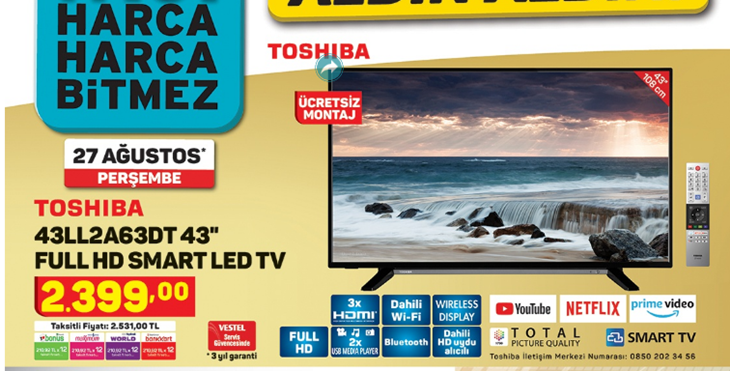 toshiba-43ll2a63dt-43-full-hd-smart-led-tv