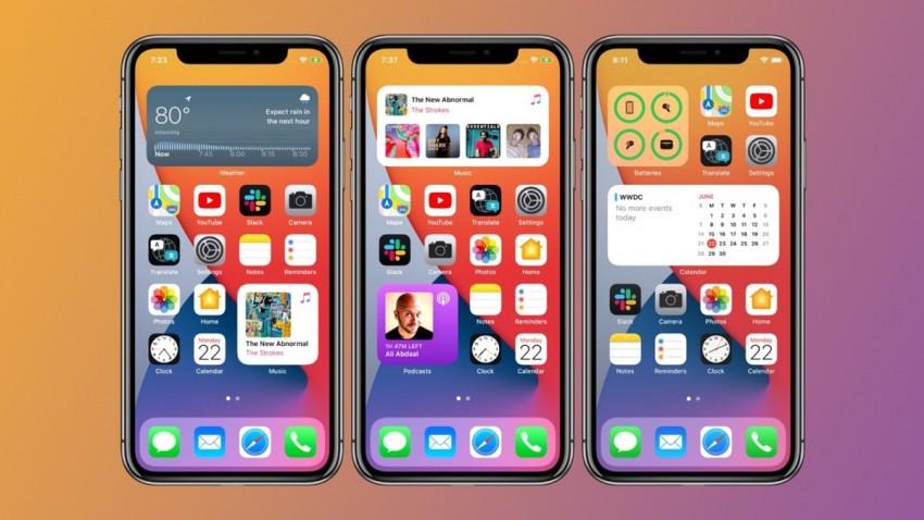 Apple iOS 14 Beta 4 Public Beta Yayınlandı