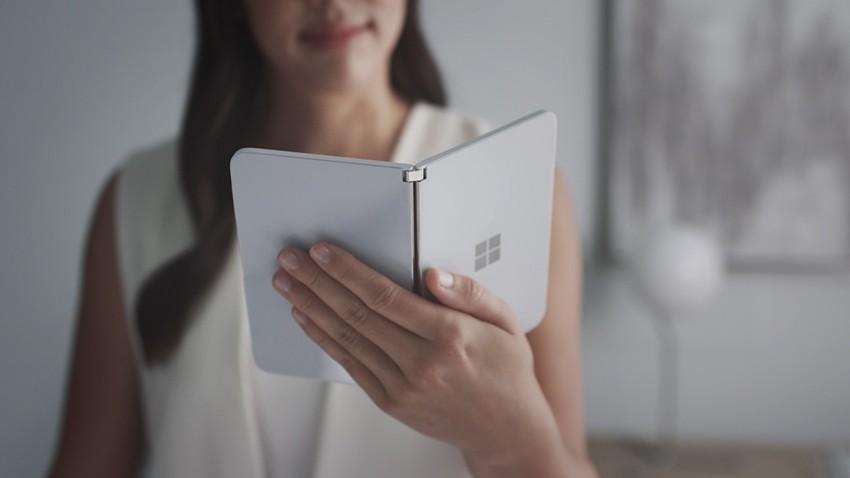 Microsoft Surface Duo Ön Siparişe Sunuldu