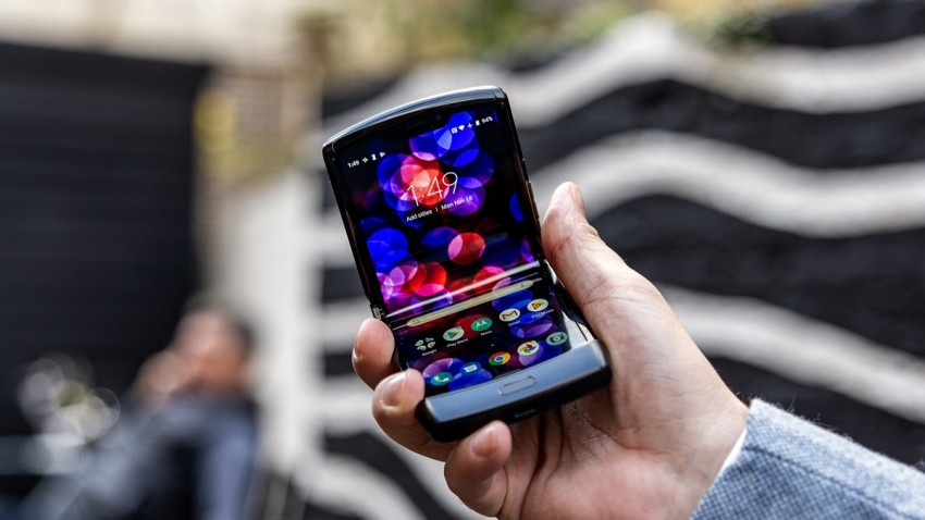 Motorola Razr 2 Bataryası Sızdırıldı