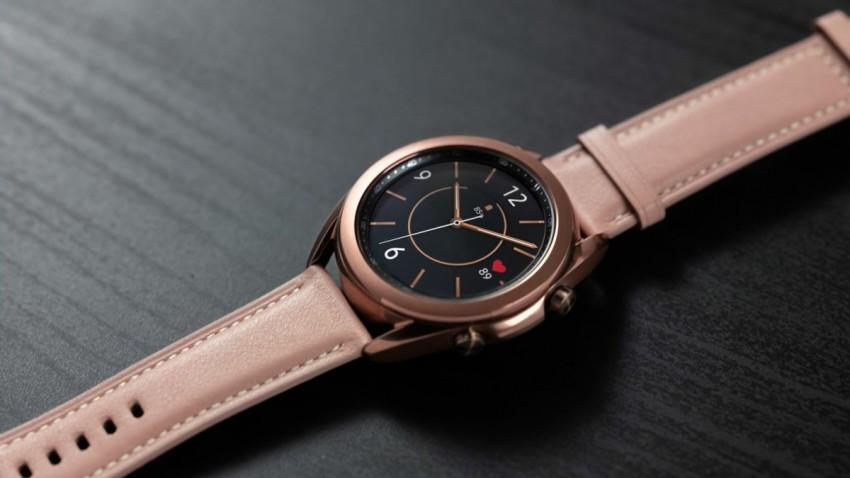 Samsung Galaxy Watch 3 İlk Güncellemesini Aldı