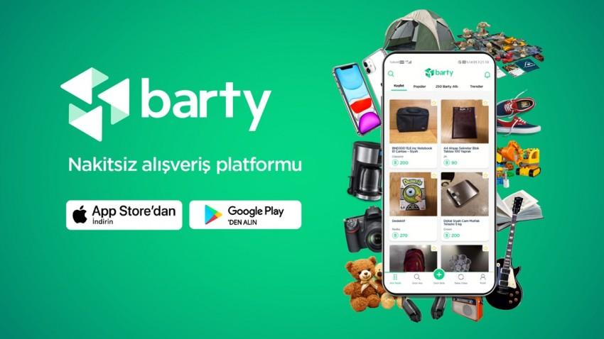 Kullanmadığınız Eşyaları Takaslayın: Kişiler Arası Takas Platformu Barty -1