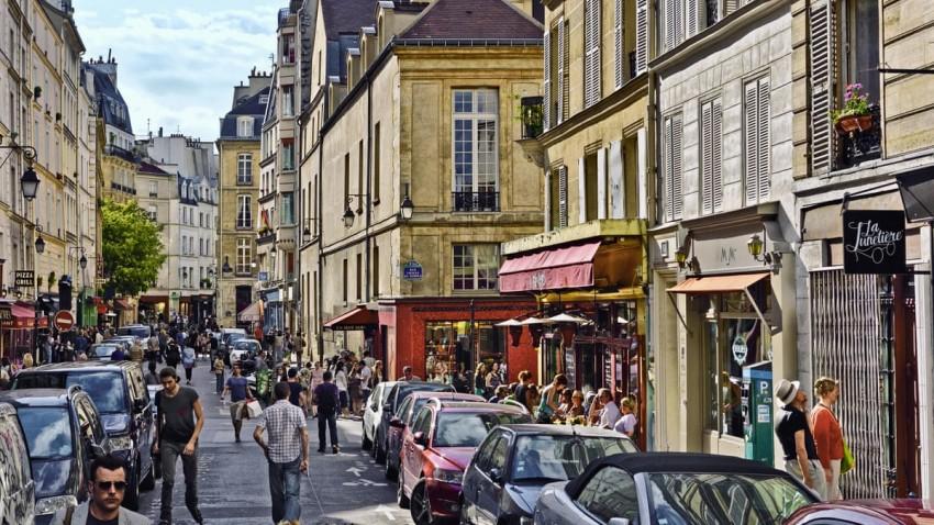 Dünyanın En Havalı Mahalleleri Haut-Marais, Paris