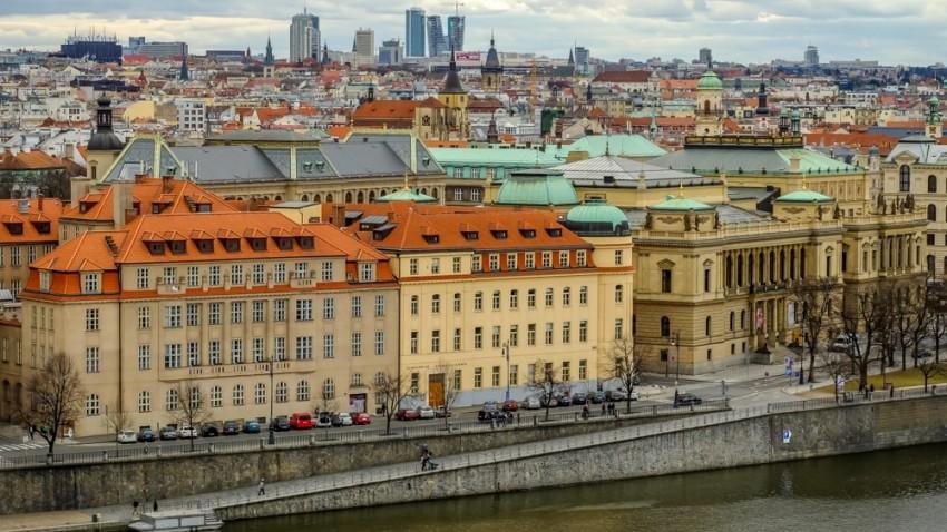 Holešovice, Prague