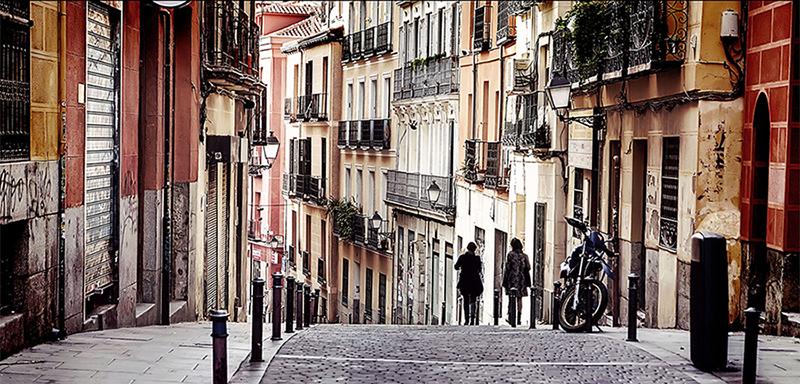 Dünyanın En Havalı Mahalleleri Lavapiés, Madrid