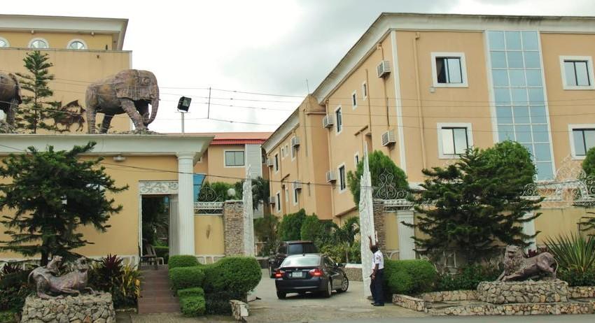 Dünyanın En Havalı Mahalleleri Opebi, Lagos