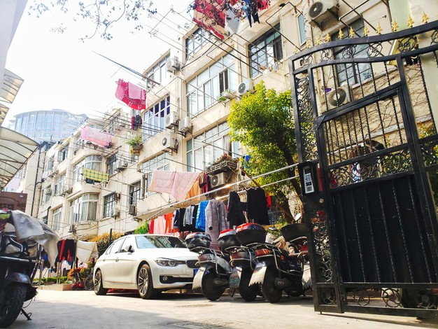 Shaanxi Bei Lu/Kangding Lu, Shanghai