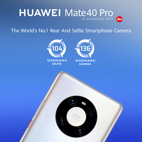 Huawei Mate 40 Pro DxOMark Puanı2