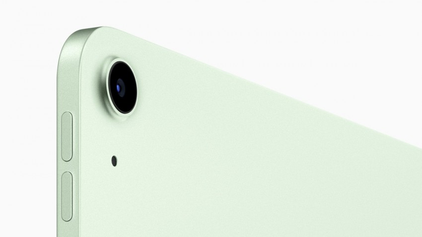 iPad Air 4 Kamerası