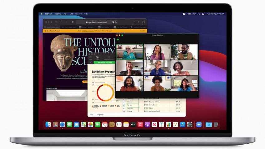 MacBook Air 13 vs MacBook Pro 13 Karşılaştırması -3