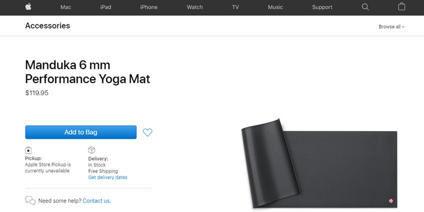 apple-yoga-mati-fiyati-ne-kadar