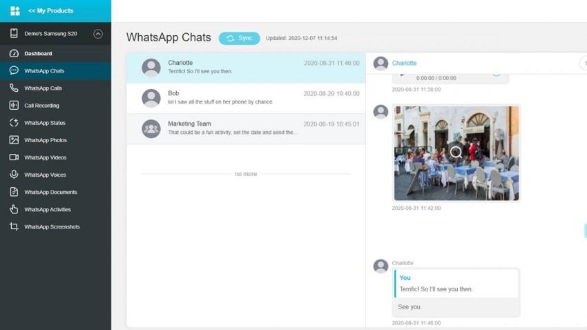 KidsGuard for WhatsApp -3