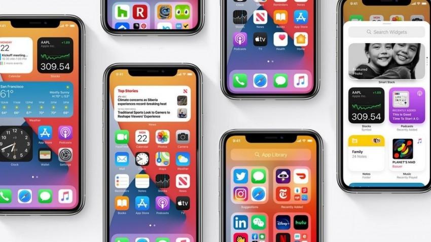 iOS 14.5 Varsayılan Müzik Uygulaması
