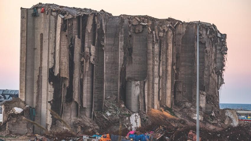 Beyrut'taki Patlama İyonosfer