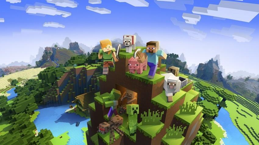 Minecraft Oynayarak Saatte 450 TL Kazanabilirsiniz!