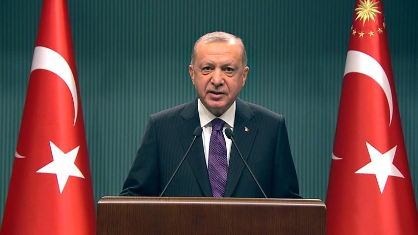 cumhurbaşkanı erdoğan yeni kısıtlama kararları