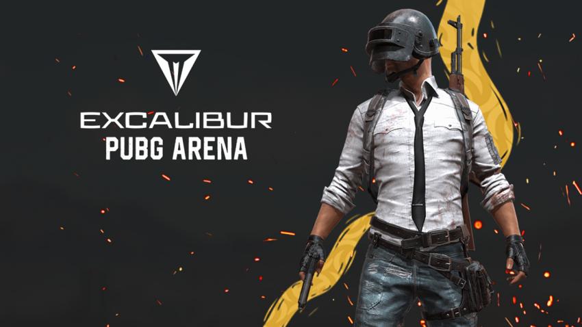 Excalibur PUBG Arena Turnuvası Çok Yakında Başlıyor!