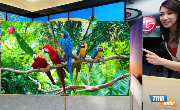 <strong>LG OLED HDTV</strong>