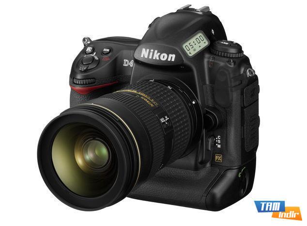<strong>Nikon D4</strong>