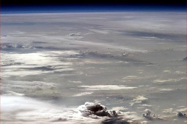 Uzay Fırtınası