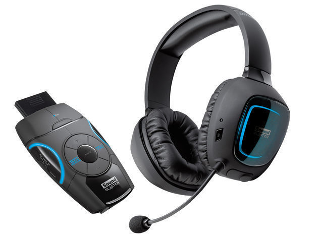 Sound Blaster Recon3D Omega Wireless