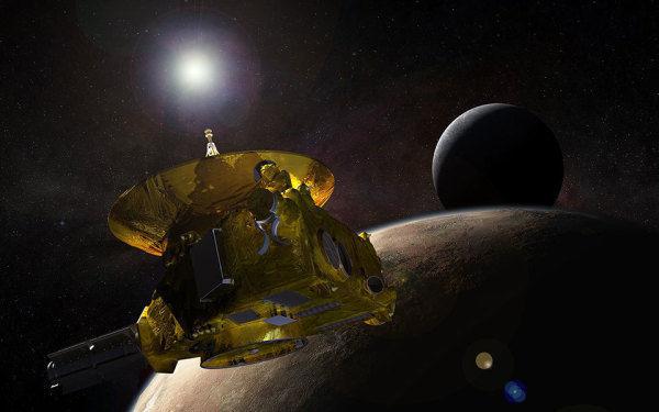 2006: Yeni Ufuklar (New Horizons)