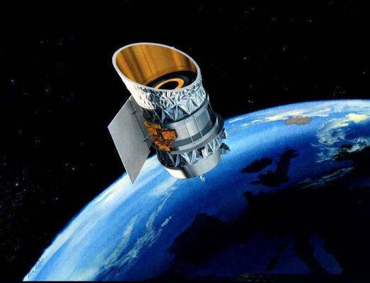 1983: Kızılötesi Astronomik Uydu (IRAS)