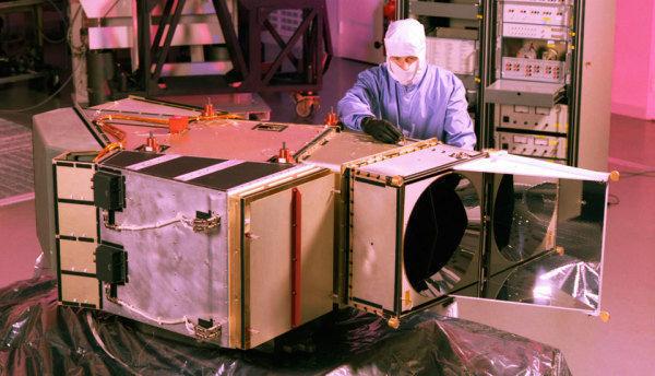 1972: Landsat