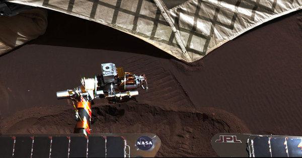 2003: Opportunity Mars Aracı