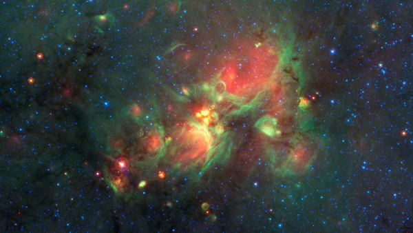 2003: Spitzer Uzay Teleskopu