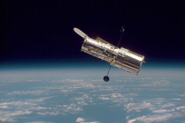 1990: Hubble Uzay Teleskopu