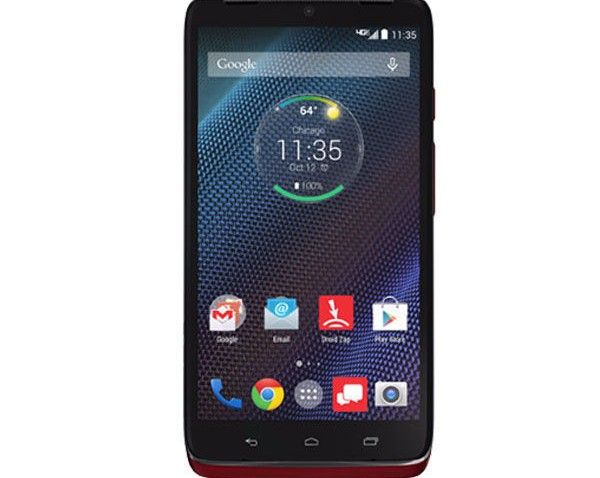 <strong>Motorola Droid Turbo</strong>