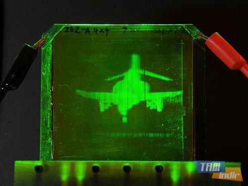 R2D2 İsimli 4D Hologram Projesi
