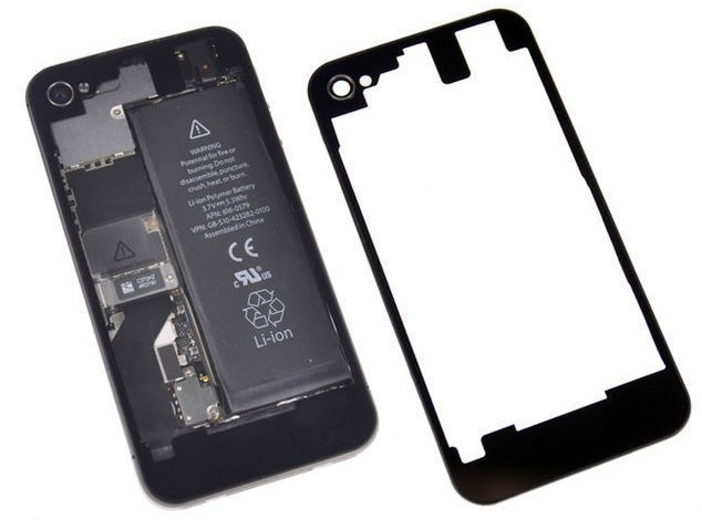 iFixit iPhone 4S Cam Arka Kapak