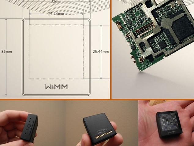 WIMM Teknik Özellikleri
