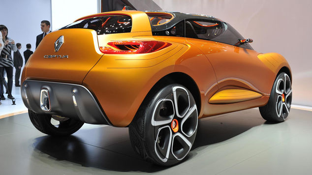 <strong>Renault Captur</strong>