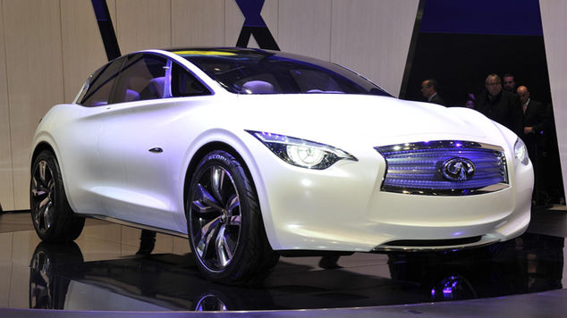 <strong>Infiniti Etherea</strong>