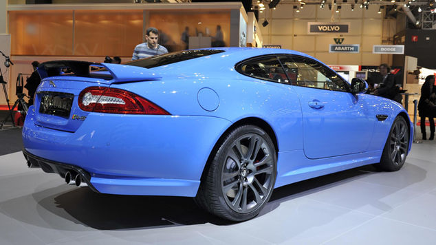 <strong>Jaguar XKR-S</strong>