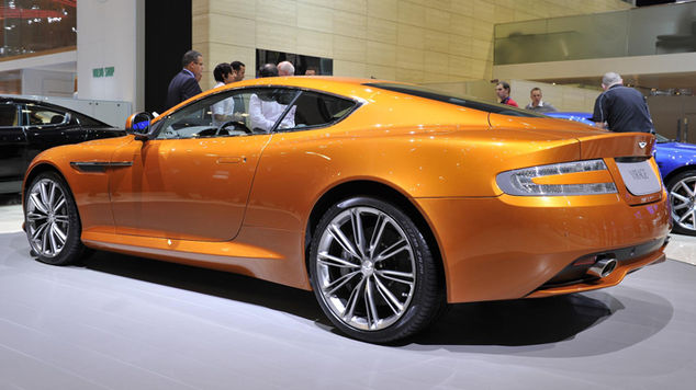 <strong>Aston Martin Virage</strong>