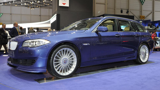 <strong>Alpina BMW B5 Bi-Turbo Touring</strong>