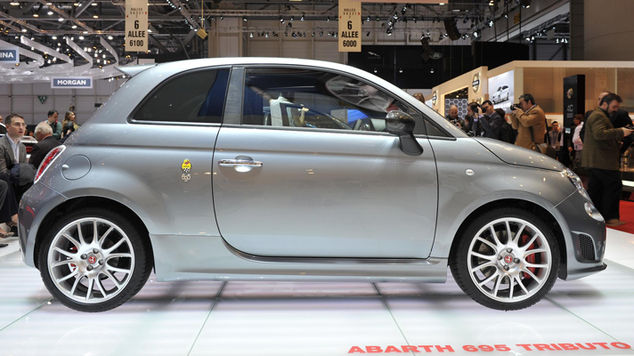 <strong>Abarth 695 Tributo</strong>