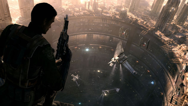 """<p class=""""MsoNormal""""><strong>Star Wars 1313<o:p></o:p></strong></p>"""