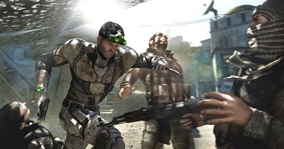 "<p class=""MsoNormal""><strong>Tom Clancy's Splinter