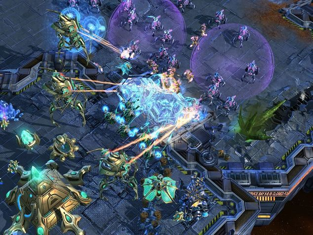 "<p class=""MsoNormal""><strong>Starcraft 2: Legacy